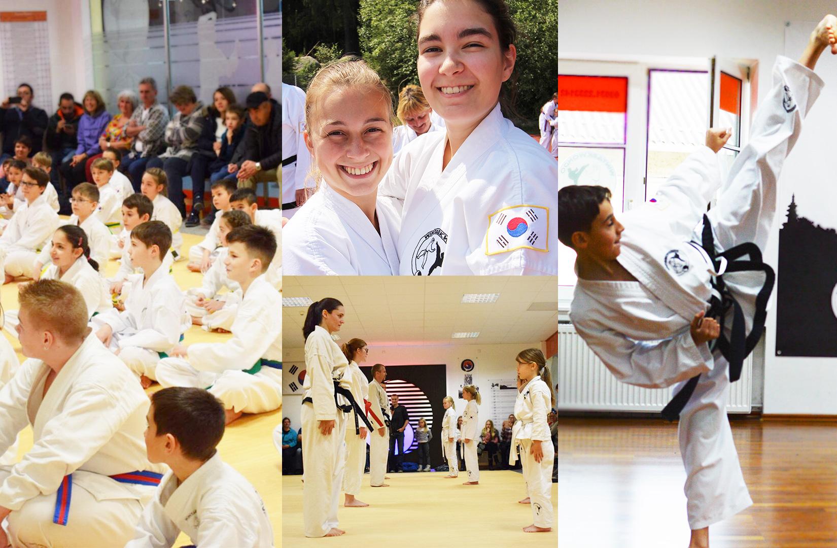 Mit WinTaekwondo erfolgreich sein und mehr Selbstbewusstsein aufbauen.