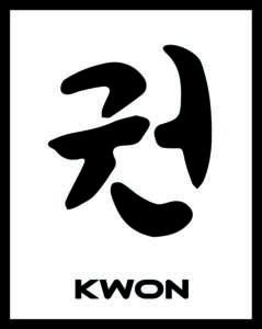 Taekwondo Zeichen