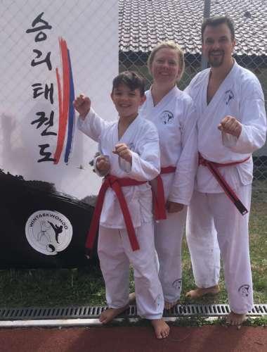 WinTaekwondo fördert Familien und Lebensgemeinschaften