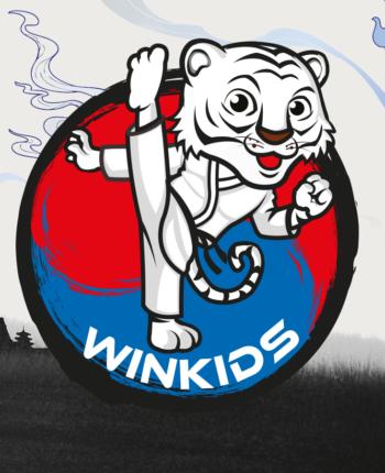 Starke, selbstbewusste und konzentrierte Kinder mit WinTaekwondo!