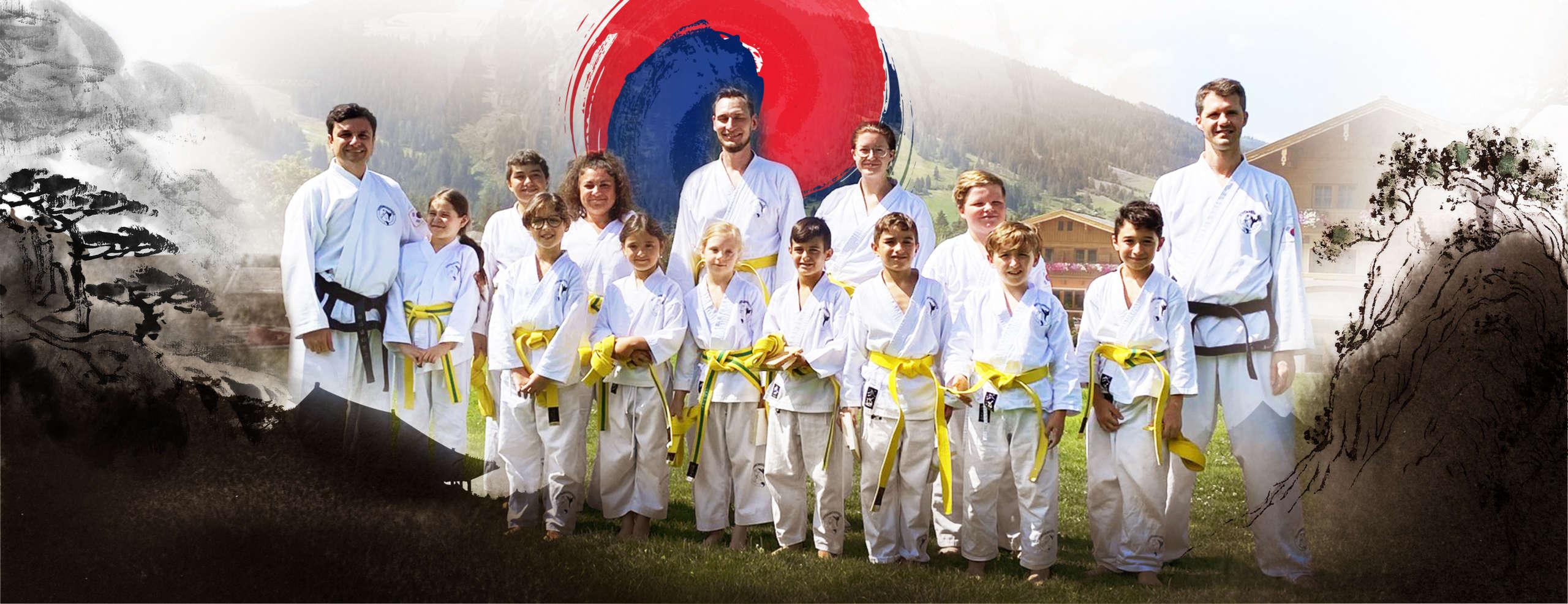 WinTaekwondo Kursprogramme