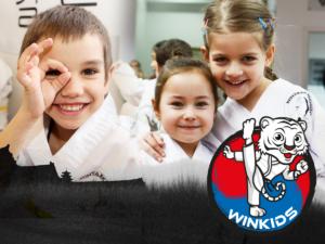 SStarke, selbstbewusste und konzentrierte Kinder mit WinTaekwondo!