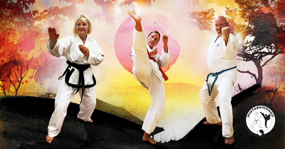 WinTaekwondo Herbstkampagne