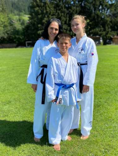 WinTaekwondo hat den Focus auf dich und deiner Familie.